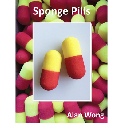 Sponge Pills by Alan Wong - Trick