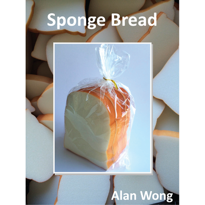 Sponge Bread (four slices) by Alan Wong - Trick