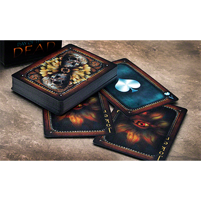Bicycle Day of The Dead by Collectable Playing Cards