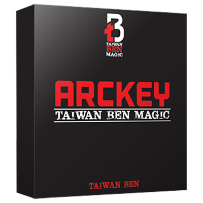 ArcKey Bending Key by Taiwan Ben - Trick