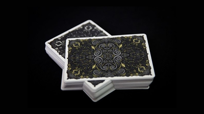 LUXX Playing Cards: Shadow Edition Gold, Second Edition