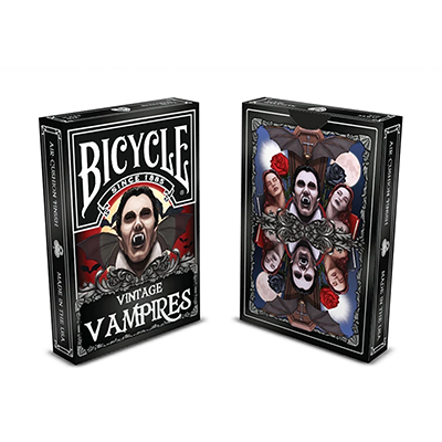Bicycle Vintage Vampires (Limited Edition) Playing Card - Trick