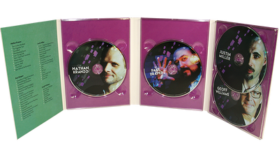 At the Table Live Lecture March 2015 (4 DVD set) - DVD