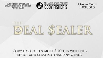 Deal Sealer by Cody Fisher - Trick