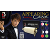Appearing Cane (Metal / Blue) by Handsome Criss and Taiwan Ben Magic - Trick