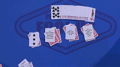 Fully Automatic Card Trick (Gimmick and Online Instructions) by Caleb Wiles