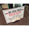 Big Four Poker (DVD and Gimmick) by Tom Dobrowolski and Big Blind Media - DVD
