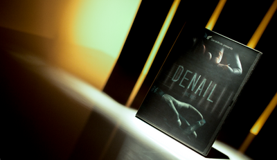 Denail (Medium) DVD and Gimmick by Eric Ross & SansMinds - DVD