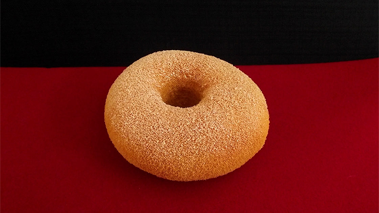 Sponge Doughnut by Alexander May - Trick