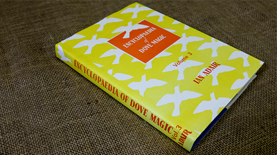 Encyclopedia of Dove Magic Volume 3 (Limited) by Ian Adair - Book