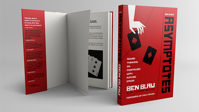 Asymptotes (Revised First Edition) by Ben Blau - Book