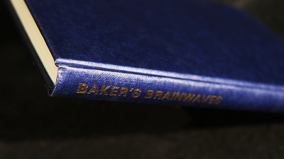 Baker's Brainwaves (Limited/Out of Print) by Roy Baker - Book
