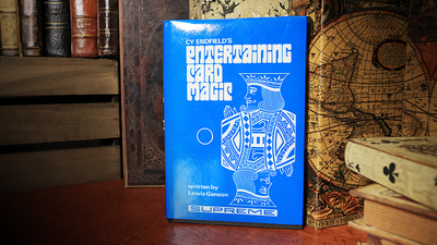 Cy Endfield's Entertaining Card Magic (Limited/Out of Print) - Book