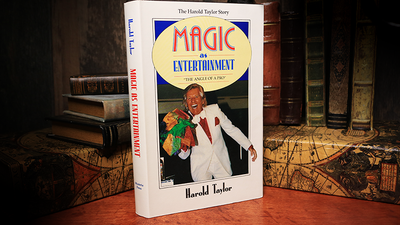 Magic as Entertainment (Limited/Out of Print) by Harold Taylor - Book