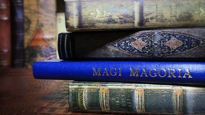 Magi Magoria (Limited/Out of Print) by Knox-Crichton - Book