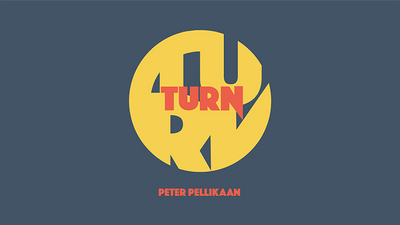 TURN (Gimmicks and Online Instructions) by Peter Pellikaan