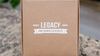 Legacy V2 (Gimmicks, Book and Online Instructions) by Jamie Badman and Colin Miller