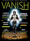 VANISH Magazine - Criss Angel Special Edition eBook DOWNLOAD