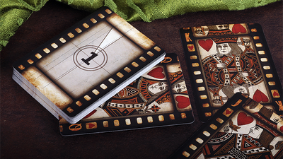 Bicycle Cinema Playing Cards by Collectable Playing Cards