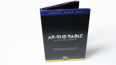 At The Table Live Lecture January-February-March 2017 (6 DVD Set)