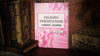 Polished Presentations by Johnny Cooper - Book