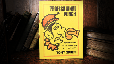 Professional Punch by Tony Green - Book