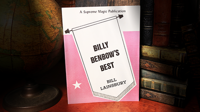 Billy Benbow's Best by Bill Lainsbury - Book
