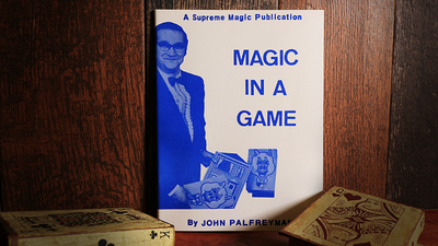 Magic in a Game by John Palfreyman - Book