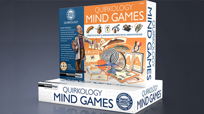 Marvin's Magic Presents Quirkology by Richard Wiseman - Trick