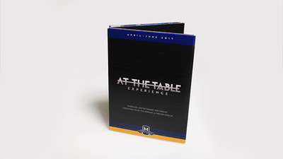At The Table Live Lecture April-May-June 2017 (6 DVD Set)