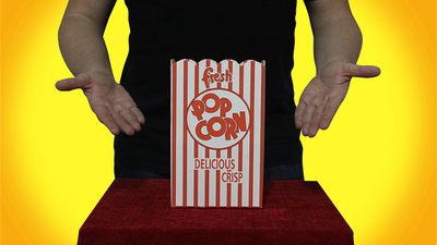 Popcorn Machine 3.0 by George Iglesias and Twister Magic - Trick