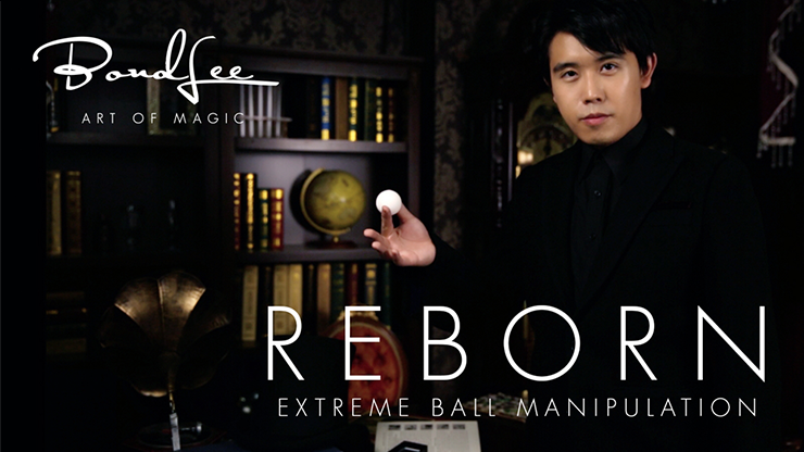 REBORN by Bond Lee - DVD