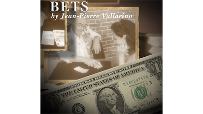 BETS (Pound) by Jean-Pierre Vallarino - Trick