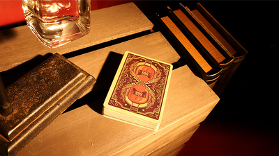 Bicycle Bourbon Playing Cards by USPCC