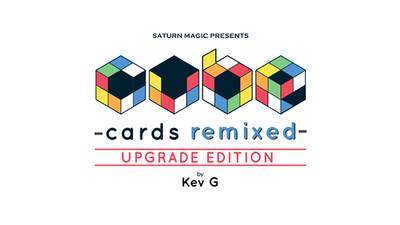 Cube Cards Remixed Upgrade Edition by Kev G