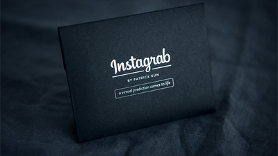 InstaGrab (Gimmicks and Online Instructions) by Patrick Kun - Trick
