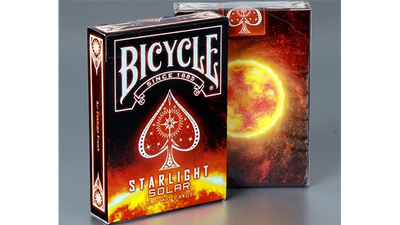 Bicycle Starlight Solar Playing Cards by Collectable Playing Cards