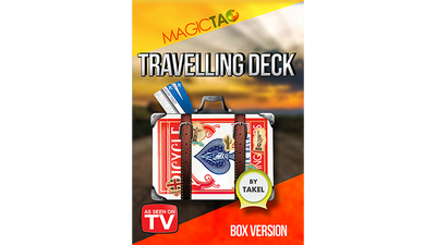 Travelling Deck and Card by Takel