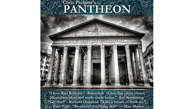 Chris Philpott's PANTHEON - Trick
