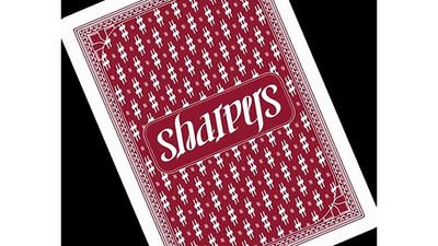 Sharpers Playing Cards by AssoKappa