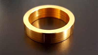 Joe Porper's Wedding Band Ellis Ring v 2.0 - Trick