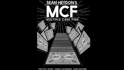 MCF (Multiple Card Find) by Sean Heydon - DVD