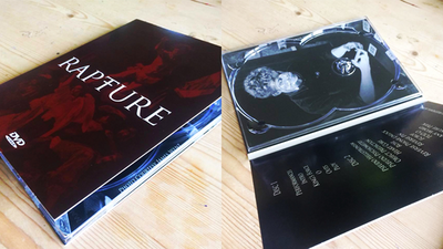 Rapture (2 DVD Set) by Ross Taylor and Fraser Parker - DVD
