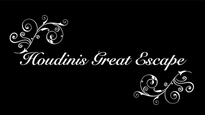 Houdini's The Great Escapes by Mark Lee