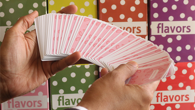 Limited Edition Flavors Playing Cards