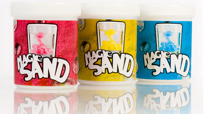 Magic Sand 8 oz (BLUE)