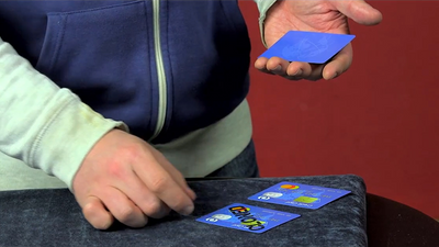 Card Clone (Gimmicks and Online Instructions) by Big Blind Media - Trick