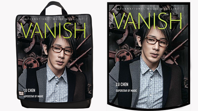 VANISH Backpack by Paul Romhany and BOLDFACE