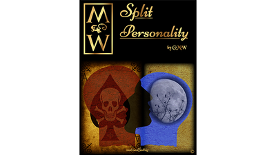 Split Personality by Master Wolf Mixed Media DOWNLOAD