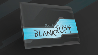 Blankrupt Thin Strip (Gimmicks and Online Instructions) by Josh Janousky